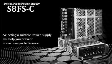 Power Supply S8FS-C - OMRON